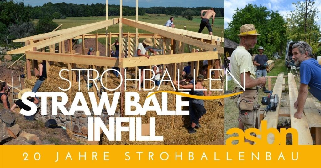 Strohballen Infill Workshop